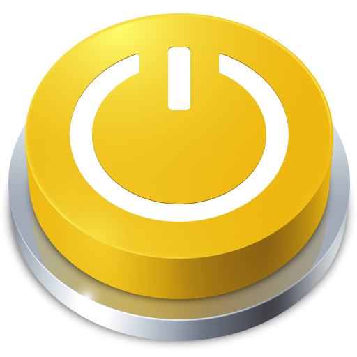 Power Button Icon Png image #21045