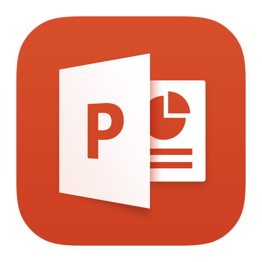 Powerpoint 2013 Icon Image image #43933
