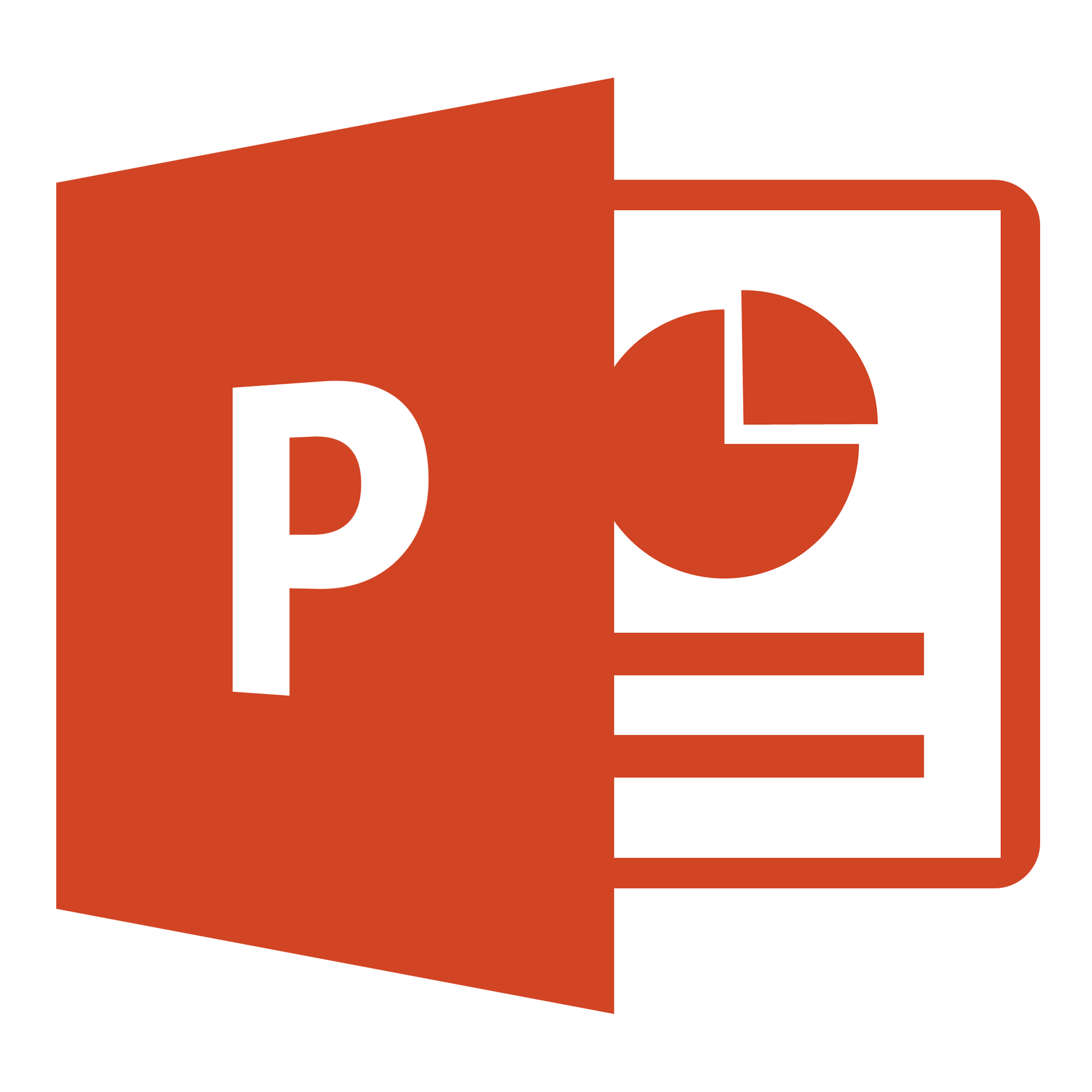 Microsoft Powerpoint Network Icon image #483