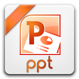 Ppt Icon | Basic Filetypes 2 Iconset | TraYse101