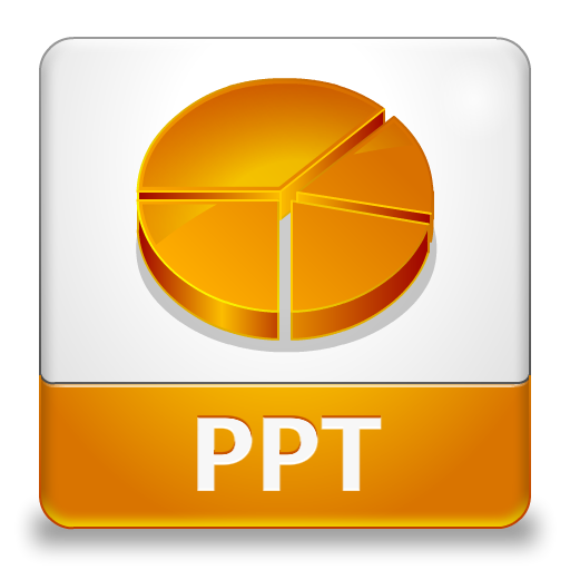 ppt icon  free psd download