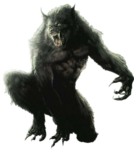 Primate Photograph Monster drawing clip art, image, werewolf