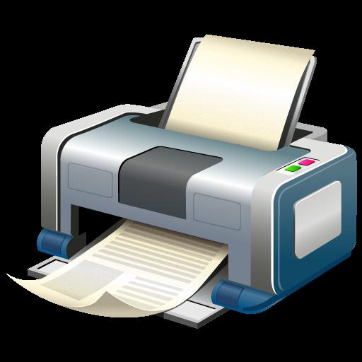 Print Icon | Universal Shop Iconset | Aha Soft
