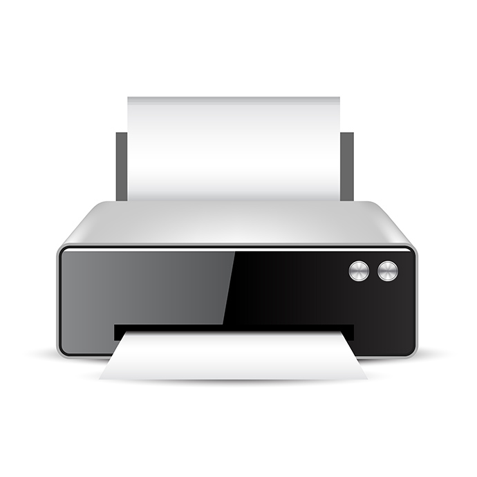Printer Icon   GreatVectors | GreatVectors image #1001