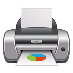 Printer Icon | Hardware Iconset | IconShow
