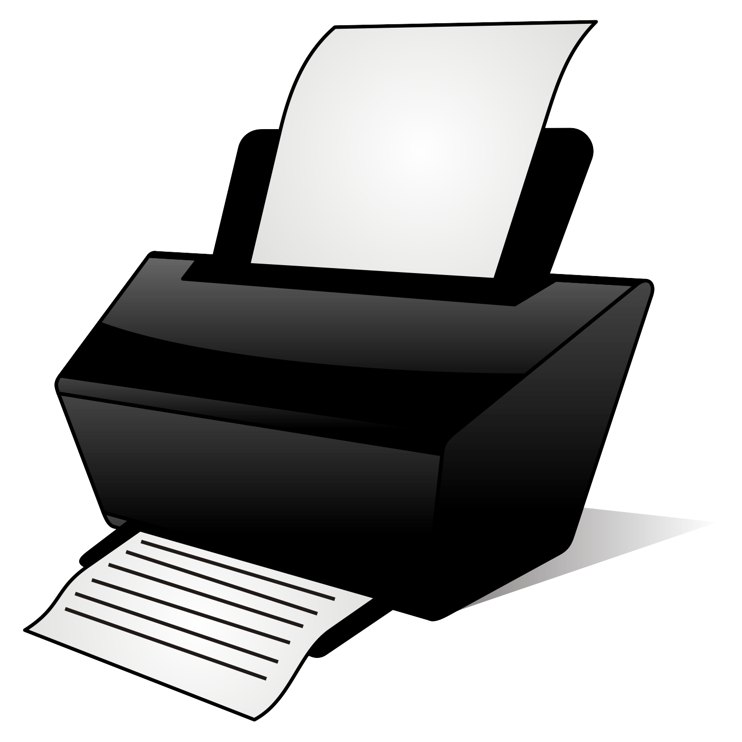 Printer Icon image #992