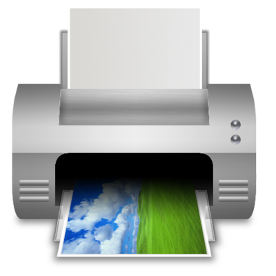 printer Icons, free printer icon download, Iconhotm