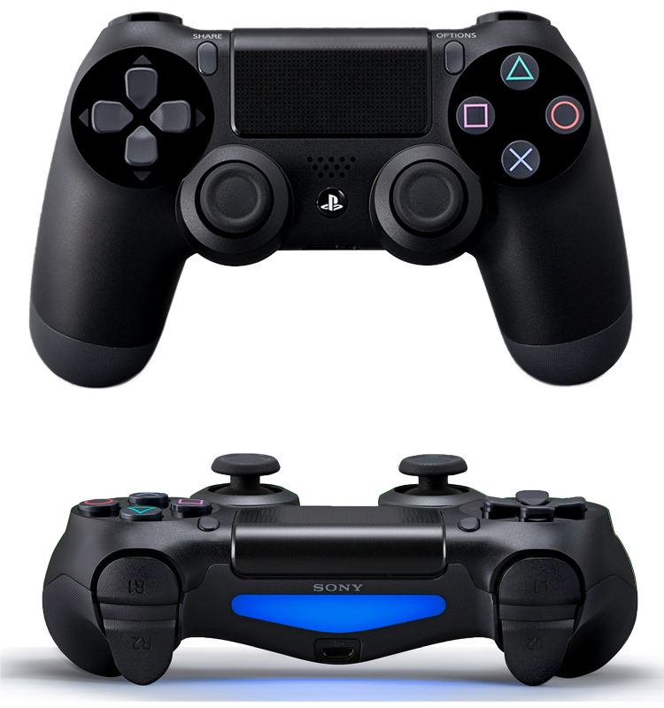 Ps4 Controller Transparent Background