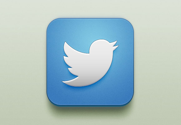 hd twitter logo icon