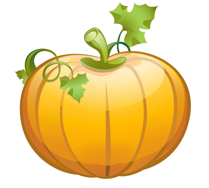 Transparent Pumpkin Icon