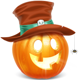 Icon Free Png Pumpkin image #32169
