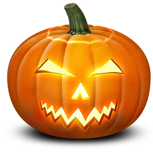 Pumpkin Library Icon image #32159