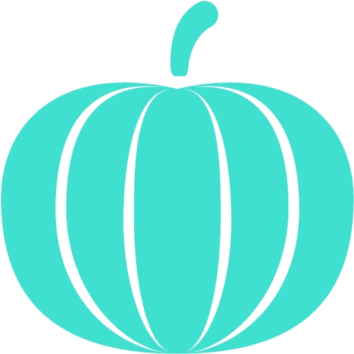 Pumpkin Svg Icon