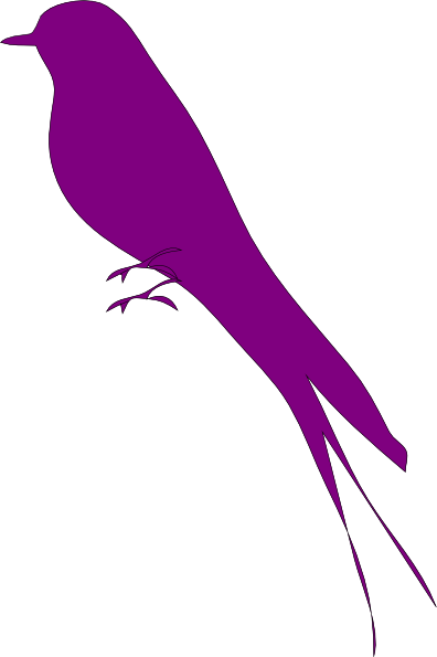 Bird Purple Save Icon Format image #6162