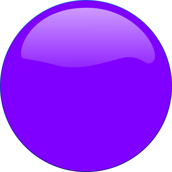 Purple Circle Icon image #16062