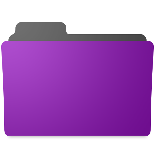 Purple Directory Icon Png image #12391