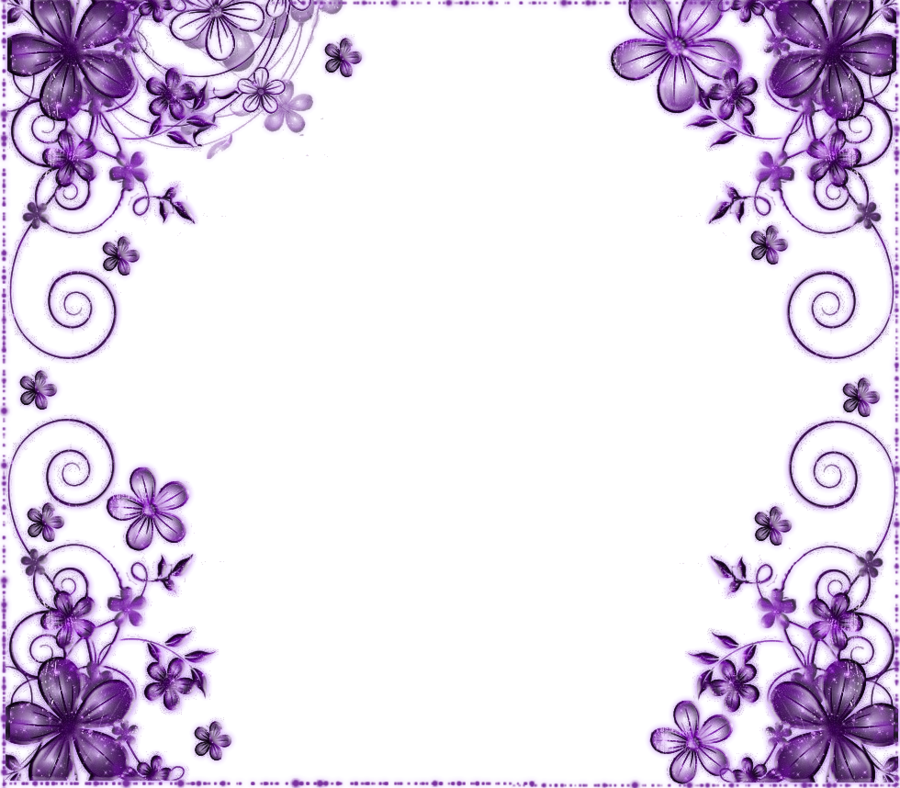 Purple Flower Png Available In Different Size image #6222