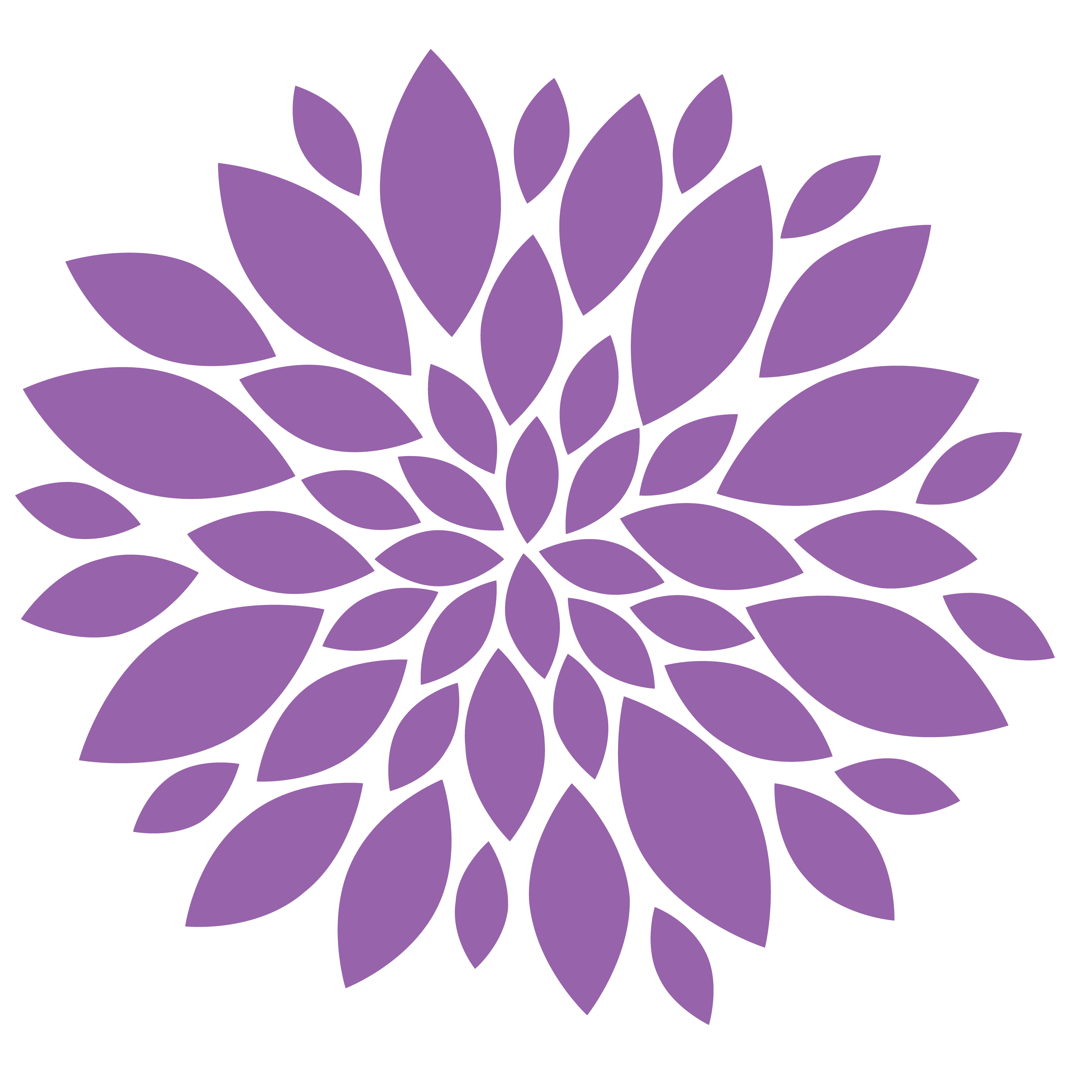 Purple Flower Png image #6238