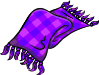 Purple Scarf Png image #31359