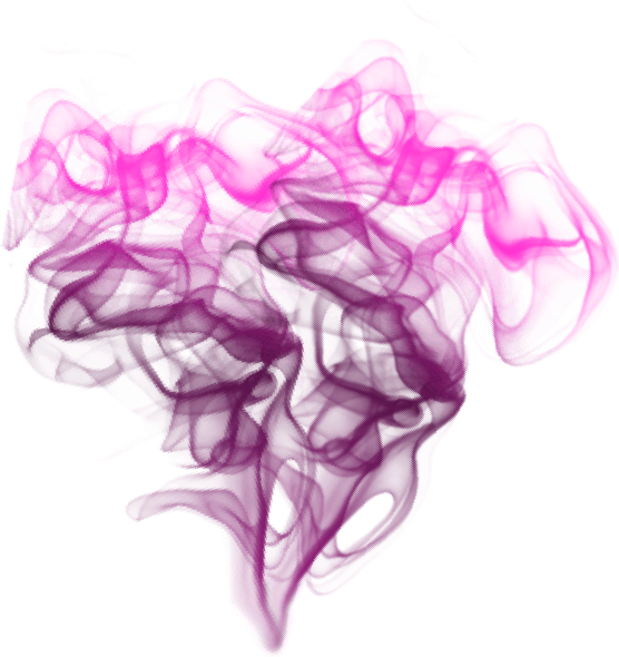 purple smoke color png