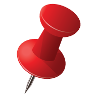 Push Pin Vector Png image #17899