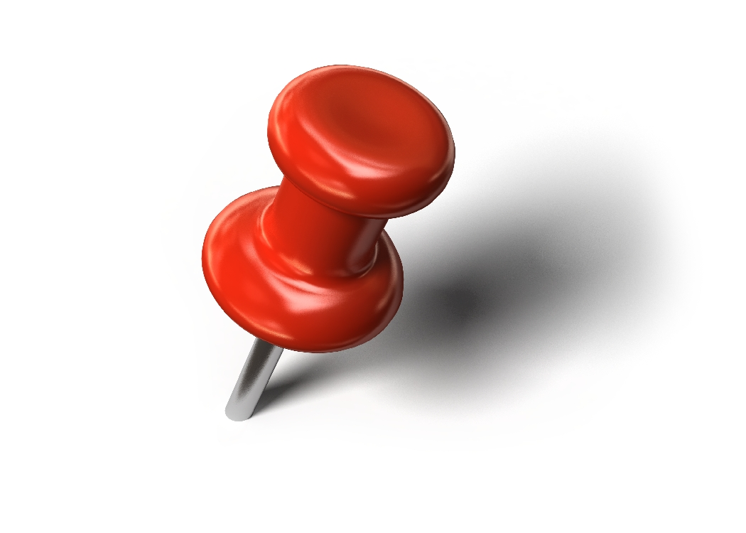 Push Pin Download Icon image #17900