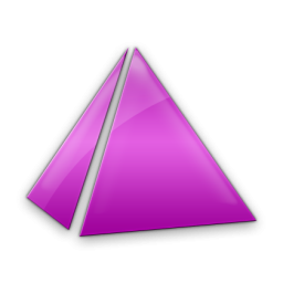 Svg Icon Pyramid image #13845