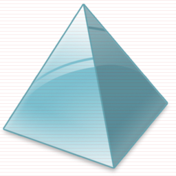 Pyramid Svg Icon image #13853