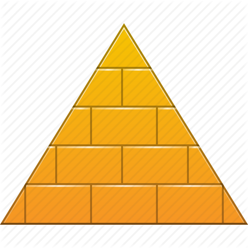 Drawing Pyramid Vector image #13861