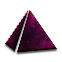 Vector Icon Pyramid image #13863
