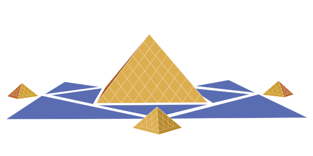 Pyramid Icon Vectors Free Download image #13865