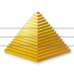 Pyramid Icon Download image #13867