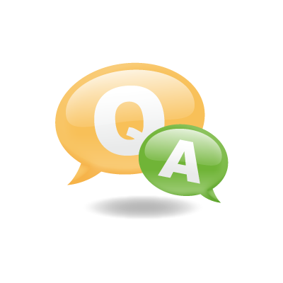 Simple Q And A Png image #21624