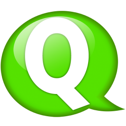 Icon Q And A  Library image #21631