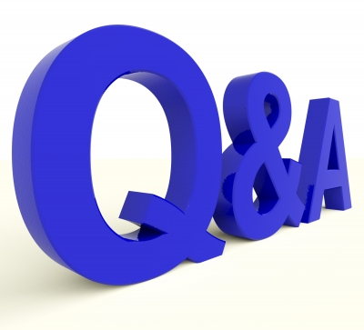 Q And A Free Svg image #21618
