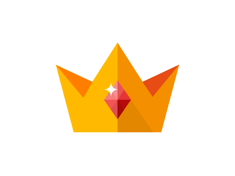 Vector Icon Crown image #23693