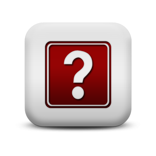 Question Answer Icons No Attribution image #21655