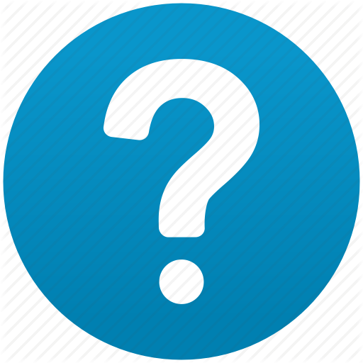 Question Png Vector