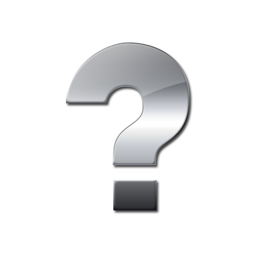 Question Mark Icon image #41635