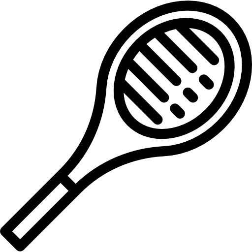 Racket, Racquet, Sport, Sports, Tennis Icon image #39154