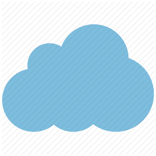 Svg Cloud Rain Icon #11044 - Free Icons and PNG Backgrounds