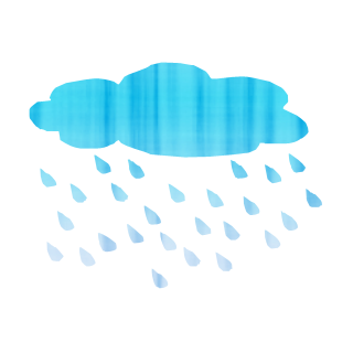 Cloud Rain Png Vector Free Download