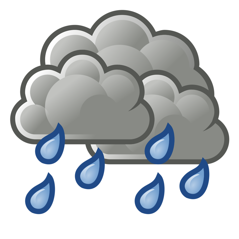 Rain Cloud Icon image #11057