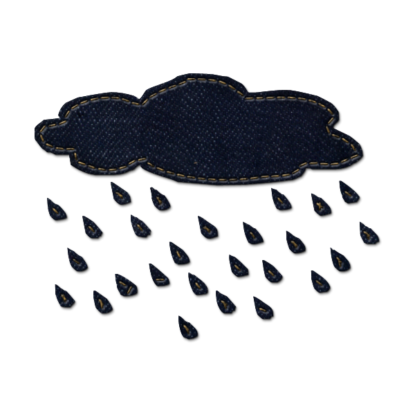 Rain Cloud Icon image #11059