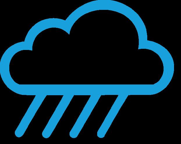Free High Quality Cloud Rain Icon 11037 Free Icons And