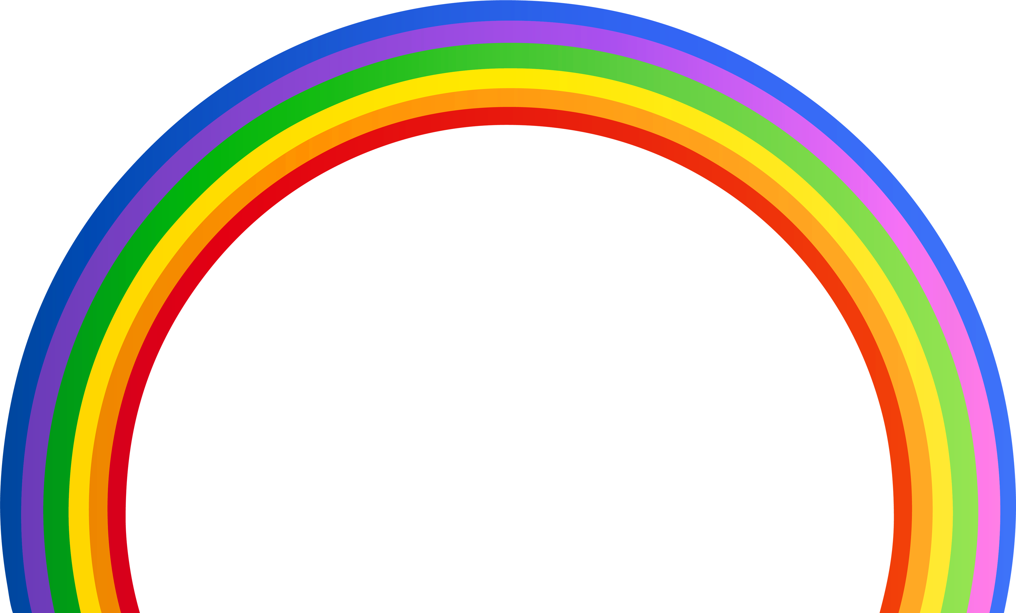 Rainbow Png Transparent image #7002