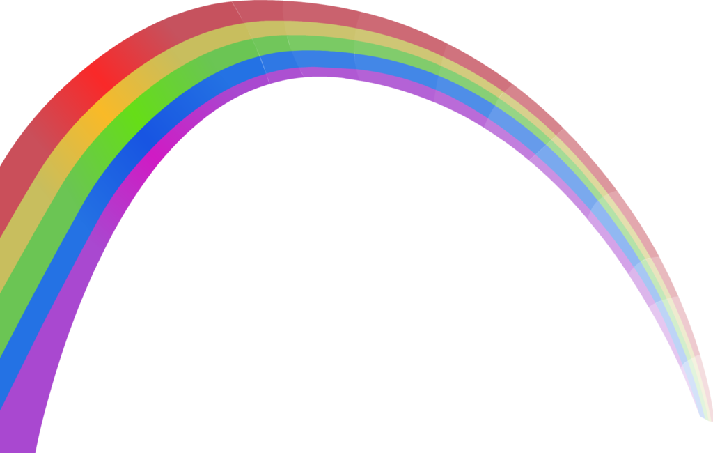 Png Free Vector Download Rainbow image #7009
