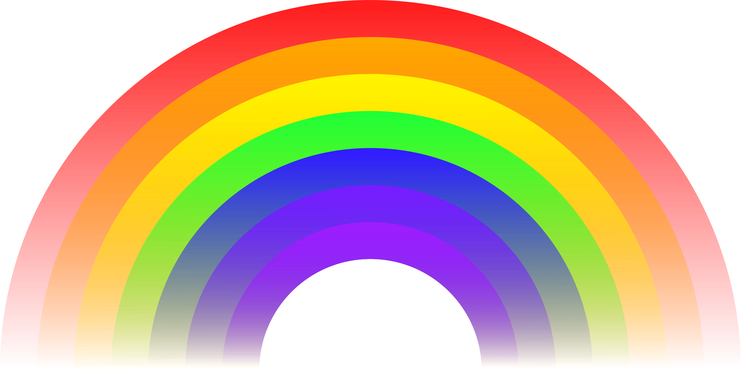 Best Free Rainbow Png Image image #7015