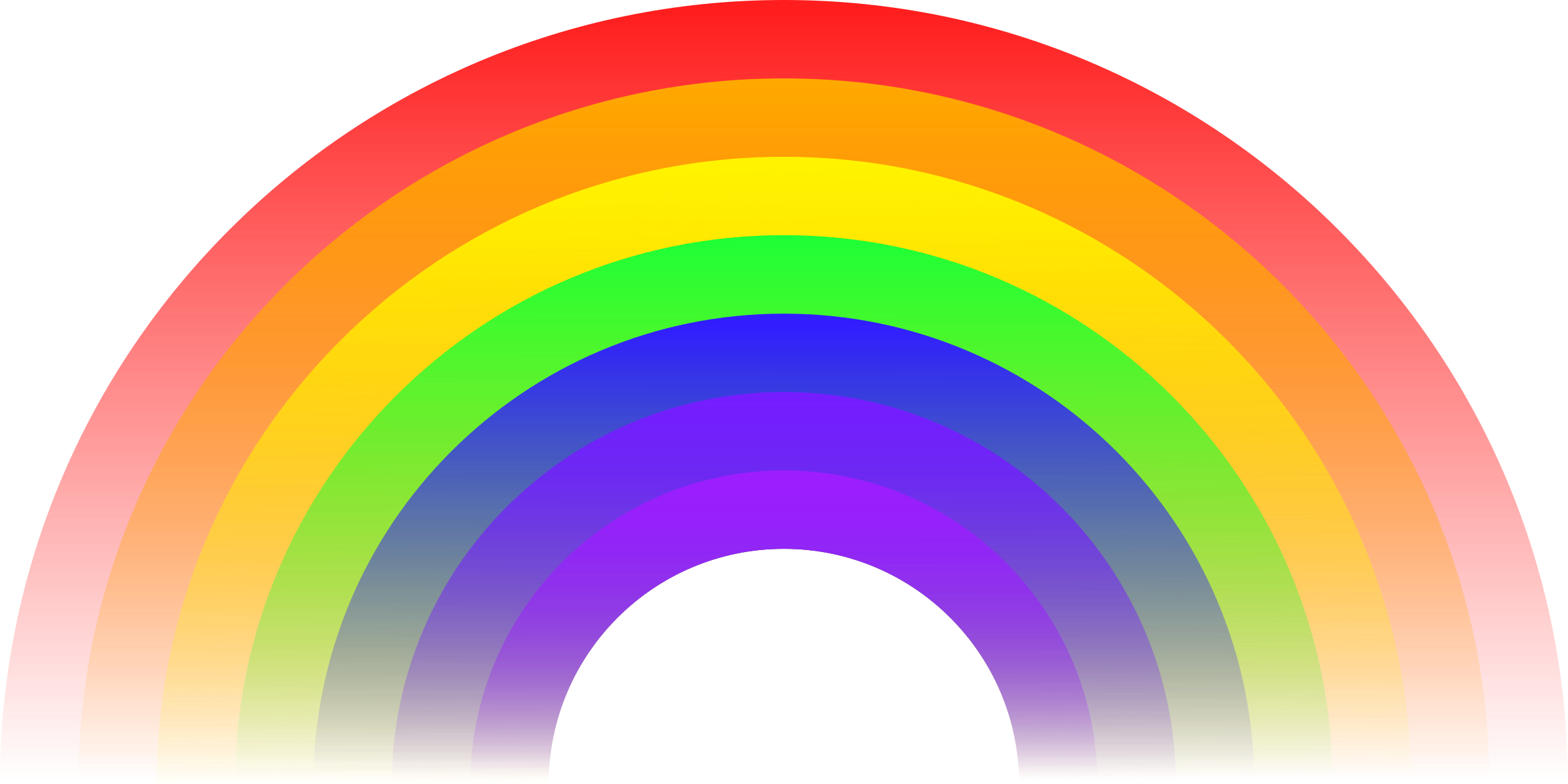 rainbow transparent png pictures free icons and png fireball clip art for kids coloring fireball clip art gif