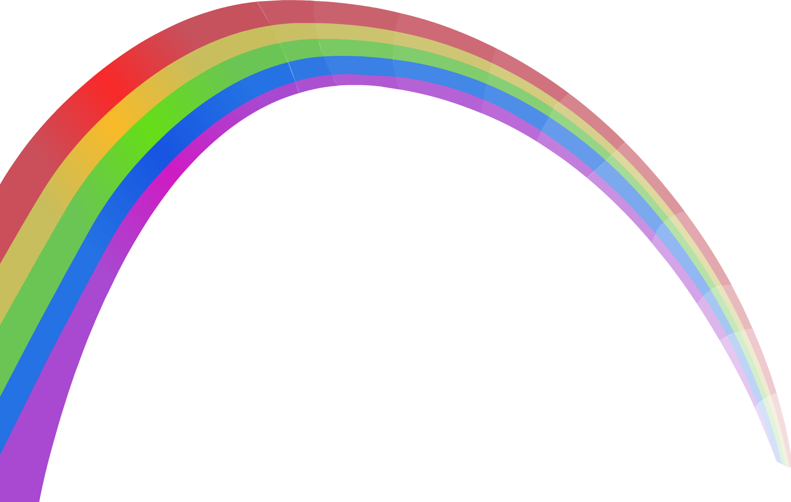 PNG Picture Rainbow image #7001